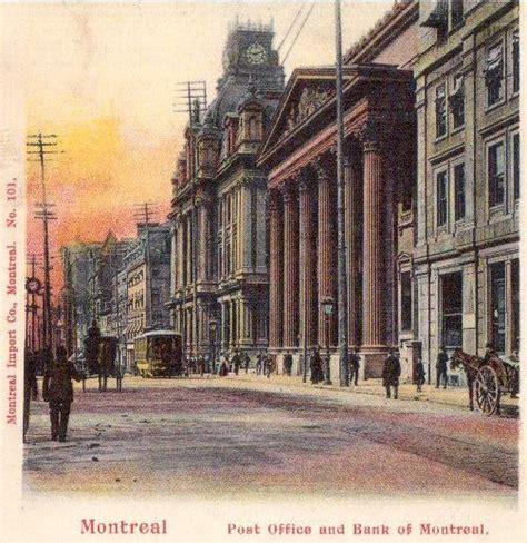 bureau de poste et banque de montr 233 al post office and bank of montreal montreal mosaic