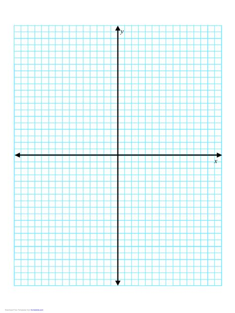graph paper  axis   templates   word