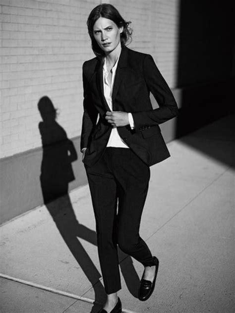 Classic Masculine Style Ideas For Women 2019