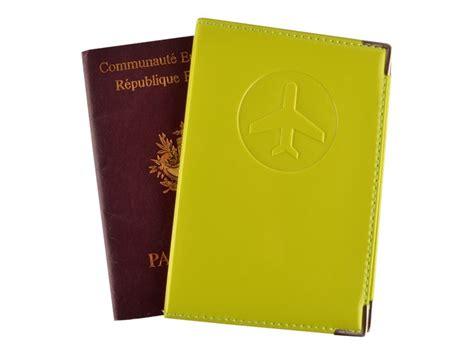 bureau passeport color pop glossy passport couverture de protection de