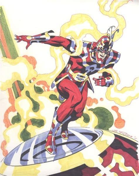 Makkari (Character) - Comic Vine