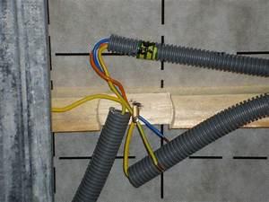 Cable De Terre 25mm2 : branchement luminaire exterieur en serie trendy plan de ~ Dailycaller-alerts.com Idées de Décoration