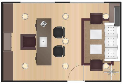 Office Layout Plans Solution   ConceptDraw.com