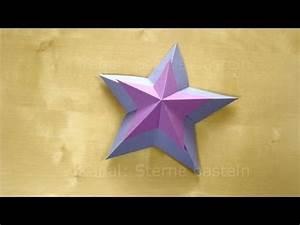 Sterne Weihnachten Basteln : weihnachtssterne basteln 3d sterne basteln diy stern basteln f r weihnachten youtube ~ Eleganceandgraceweddings.com Haus und Dekorationen