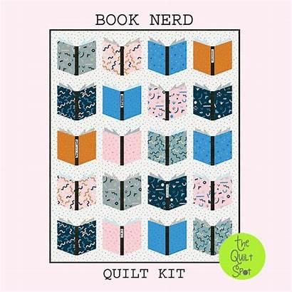 Nerd Quilt Kit Anagram