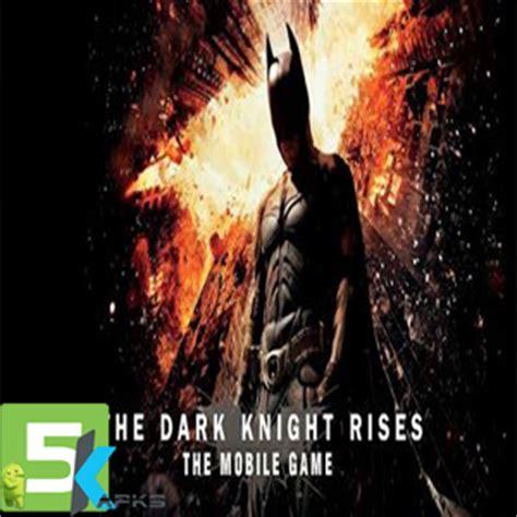 game batman  dark knight rises android