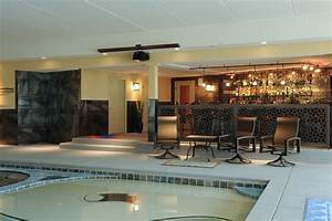 Basement Indoor Pool - Swimming Pool Services