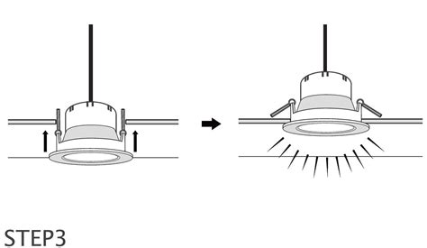 installing led lights in ceiling installing led recessed ceiling lights and how to install