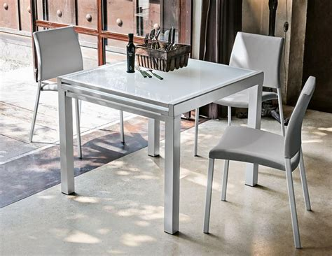 top  small white extending dining tables dining room ideas