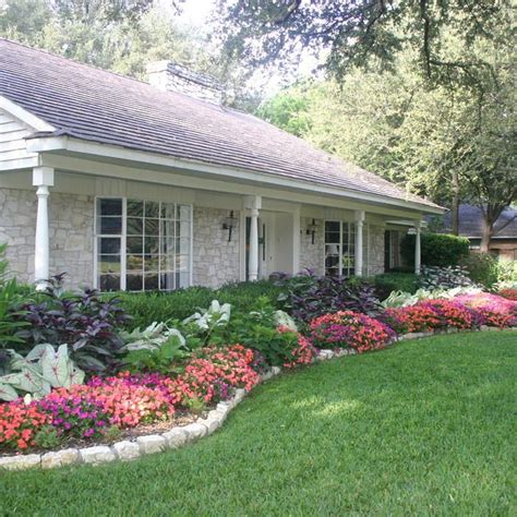 landscape glamorous home landscaping ideas surprising