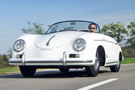 porsche 356 kaufen heckmotor klassiker porsche 356 speedster autobild de