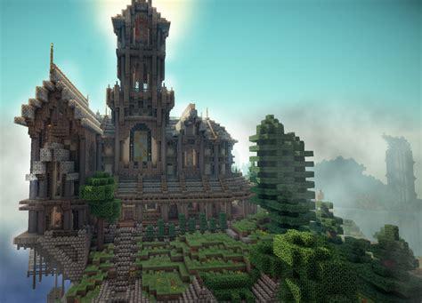 pin  alien legend  minecraft minecraft castle
