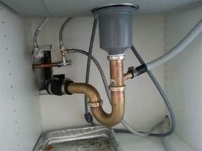 kitchen sink extremely slow drain doityourself com