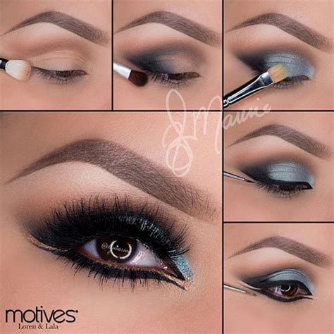 easy summer eye   tutorials  beginners learners  modern fashion blog