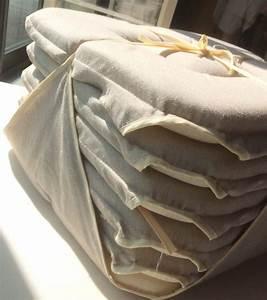 Galette De Chaise : galette de chaise en paille ~ Melissatoandfro.com Idées de Décoration