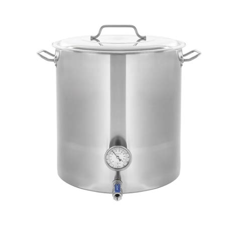 kettle stainless beer steel brewing pot brew