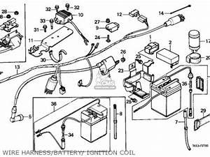 Honda Monkey Z50j Wiring Diagram : honda z50j monkey 1979 z finland parts lists and schematics ~ A.2002-acura-tl-radio.info Haus und Dekorationen