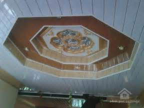 Image of: Pvc Ceiling Design Pvc Ceiling Ceiling Designs For Living Room European Style