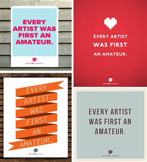 generate mini typographic posters how about orange