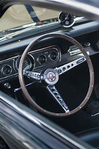 1966 Ford mustang steering wheel cover