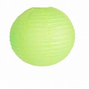 Boule Papier Deco : boule de papier deco vert 40 cm skylantern fr ~ Teatrodelosmanantiales.com Idées de Décoration