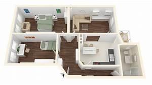 Wohnung Hannover List : 3 d modell mit einrichtungsidee dieser frisch sanierten 3 zimmer altbau wohnung in hannover list ~ Orissabook.com Haus und Dekorationen