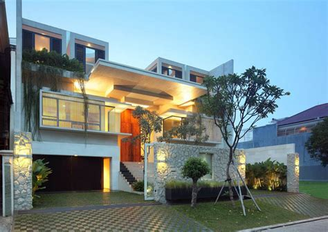 contemporary home design home designs indonesia modern homes designs