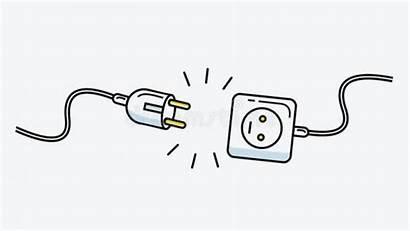 Unplug Socket Plug Loss Electric Disconnection Connect
