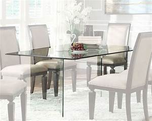 Rectangle Glass Dining Room Tables Unique Hardscape