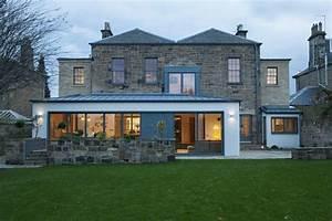 idee agrandissement maison 50 extensions esthetiques With demande d agrandissement maison