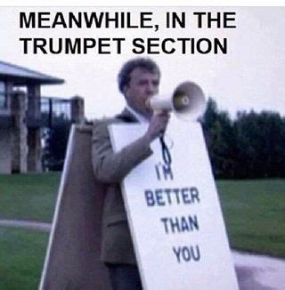 Trumpet Player Memes - trumpet meme by malakith9701 on deviantart