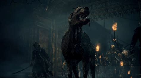 project beast announced  bloodborne   vg