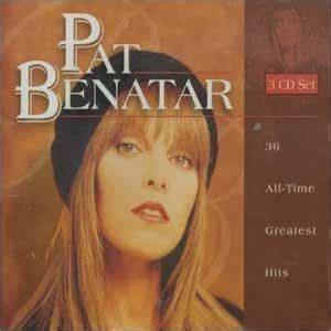 Benatar, Pat - Pat Benatar - 36 All-Time Greatest Hits ...