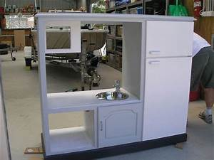 Turn an old TV cabinet into a play kitchen   The Owner ...