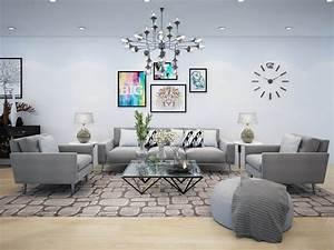 3d, Interior, U2013, Design, Rendering, U2013, Samples, Examples