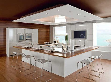 ilot cuisine bar design cuisine ilot central japonais inspirations et