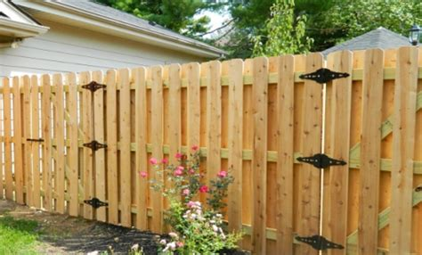 Wood Fencing Columbus Ohio