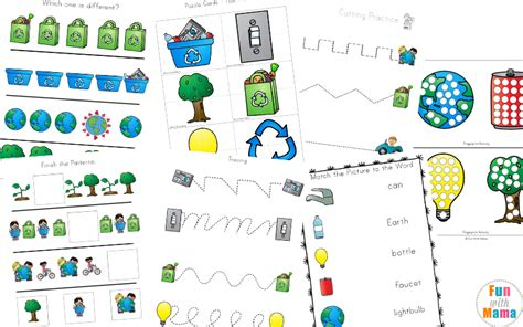 earth day math activities for preschoolers earth materials worksheets for kindergarten earth best 736
