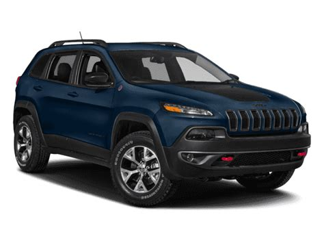 New 2018 Jeep Cherokee Trailhawk Sport Utility in Sudbury
