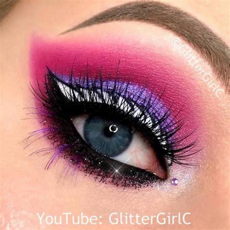 high raven queen makeup glittergirlc