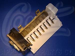 Whirlpool 2198597 Ice Maker Assy   8 Cubes  With 4 Pin