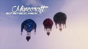 Minecraft  Islands Schematic Pack