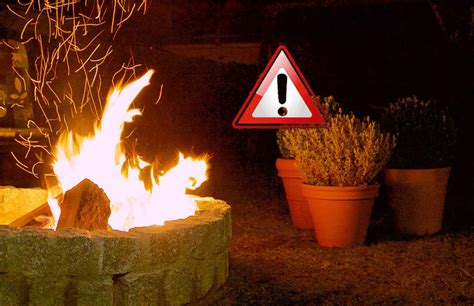 Feuer Im Garten  Was Ist Wirklich Erlaubt? Selber
