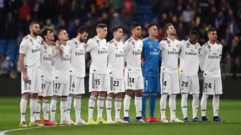 ¡Hasta ocho jugadores pueden dejar el Real Madrid en este 2019
