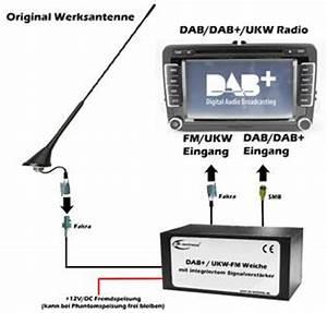Dab Antenne Auto Nachrüsten : dab dab ukw antennenweiche ge tectronic ~ Kayakingforconservation.com Haus und Dekorationen