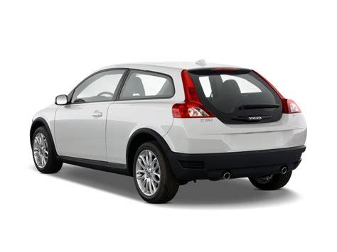 2010 Volvo C30 2-door Coupe Auto Angular Rear
