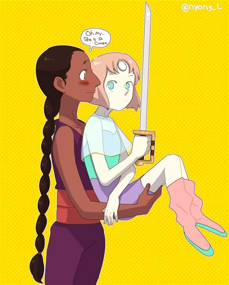 Older Connie And Younger Pearl Steven Universe Know Your