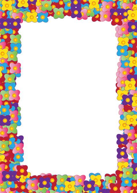colorful border colorful border designs cliparts co