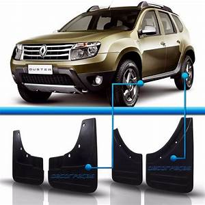 Kit Parabarro Lameira Renault Duster E Oroch At U00e9 2017