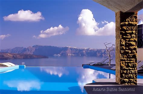 Romantic Honeymoon Getaway Astarte Suites Santorini